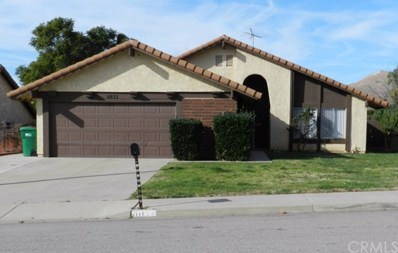 11633 Prosperity Lane, Moreno Valley, CA 92557 - MLS#: PW18020427