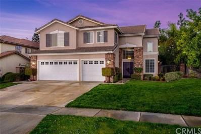 221 Pearwood Lane, Corona, CA 92882 - MLS#: PW18021669