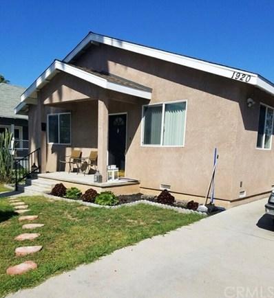 1920 Lewis Avenue, Long Beach, CA 90806 - MLS#: PW18022189