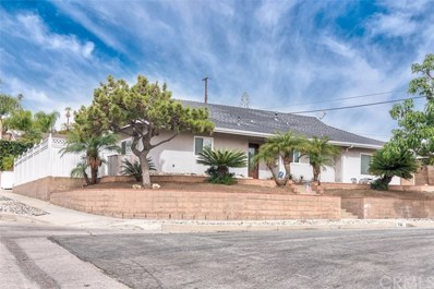 731 La Serna Avenue, La Habra, CA 90631 - MLS#: PW18023099