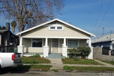 666 W 5th Street, San Pedro, CA 90731 - MLS#: PW18023444
