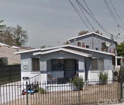 1659 E 110th Street, Los Angeles, CA 90059 - MLS#: PW18023445