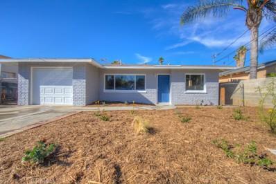 7589 Freda Avenue, Riverside, CA 92504 - MLS#: PW18024312