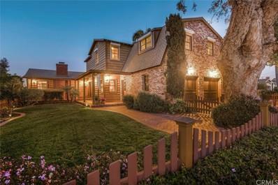 1305 E Palm Avenue, Orange, CA 92866 - MLS#: PW18024444