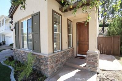 75 Radiance Lane, Rancho Santa Margarita, CA 92688 - MLS#: PW18024638