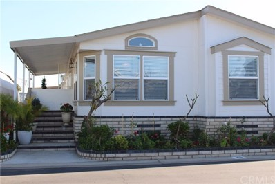 525 N Gilbert Street UNIT 49, Anaheim, CA 92801 - MLS#: PW18026046
