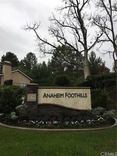 5895 E Mountain Loop Trail UNIT 2, Anaheim Hills, CA 92807 - MLS#: PW18026085