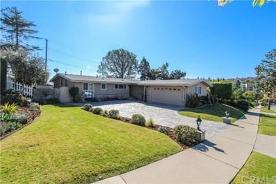27036 Woodbrook Road, Rancho Palos Verdes, CA 90275 - MLS#: PW18026451