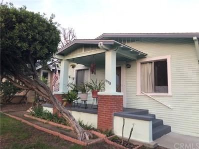 1828 Woodrow Avenue, Los Angeles, CA 90041 - MLS#: PW18026519
