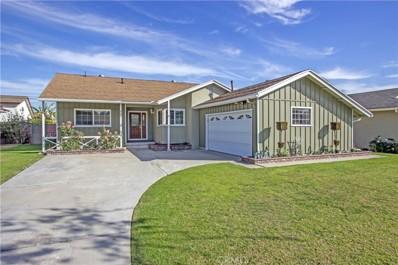 428 S Gain Street, Anaheim, CA 92804 - MLS#: PW18026912