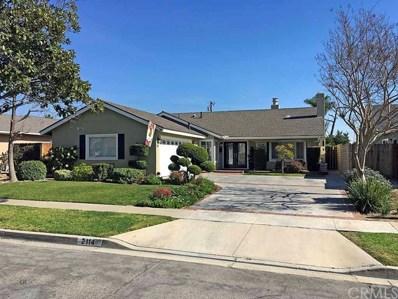 2114 Earnshaw Drive, Placentia, CA 92870 - MLS#: PW18027067