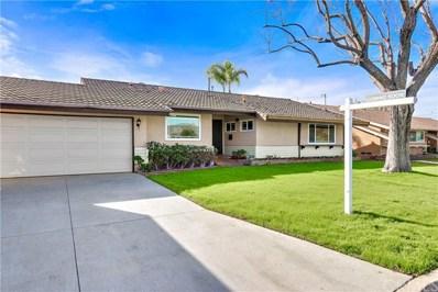 2856 W Elmlawn Drive, Anaheim, CA 92804 - MLS#: PW18027549