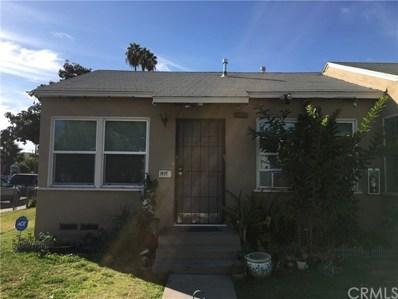 5351 Cedar Avenue, Long Beach, CA 90805 - MLS#: PW18027663