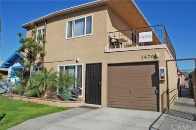 1470 Elm Avenue UNIT 4, Long Beach, CA 90813 - MLS#: PW18028213