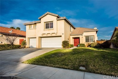 26147 Coronada Drive, Moreno Valley, CA 92555 - MLS#: PW18028426