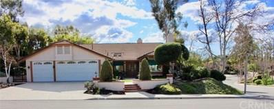 21330 Via Del Parque, Yorba Linda, CA 92887 - MLS#: PW18029204