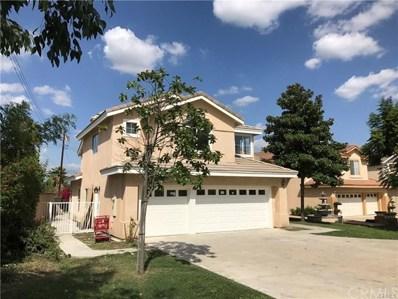 18301 Villa Clara Street, Rowland Heights, CA 91748 - MLS#: PW18029886