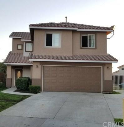 16652 Whirlaway Circle, Moreno Valley, CA 92551 - MLS#: PW18030020