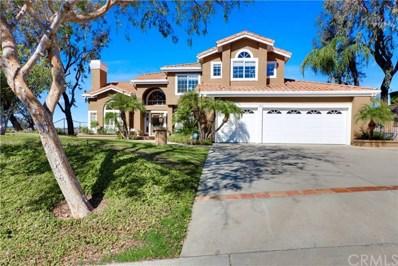 250 S Mohler Drive, Anaheim Hills, CA 92808 - MLS#: PW18030245