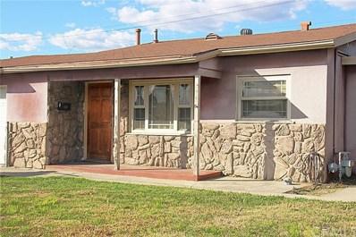 589 Miller Street, Pomona, CA 91766 - MLS#: PW18031306