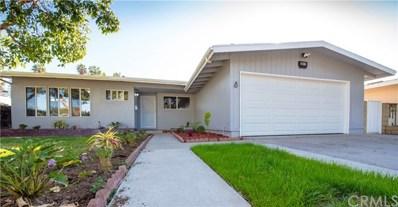 1101 N Lyon Street, Santa Ana, CA 92701 - MLS#: PW18031401