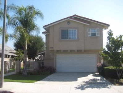 246 S Redwood Avenue, Brea, CA 92821 - MLS#: PW18031702