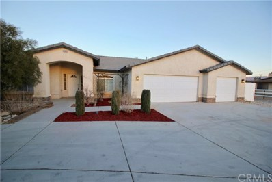 14385 Navajo Road, Apple Valley, CA 92307 - MLS#: PW18032569