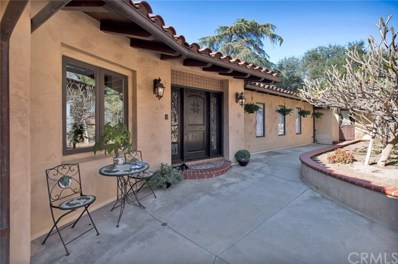 1919 Skyline Vista Drive, La Habra Heights, CA 90631 - MLS#: PW18032789