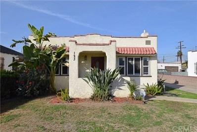 123 S Essey Avenue, Compton, CA 90221 - MLS#: PW18032984