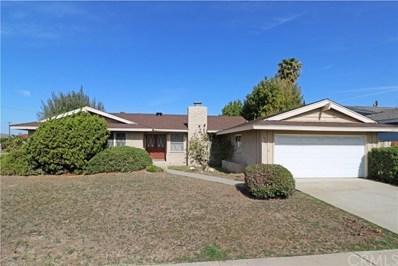 1021 E Del Mar Avenue, Orange, CA 92865 - MLS#: PW18033307