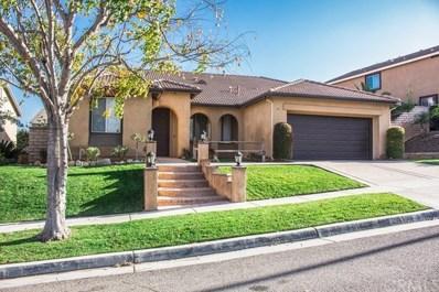 1606 Spyglass Drive, Corona, CA 92883 - MLS#: PW18034126