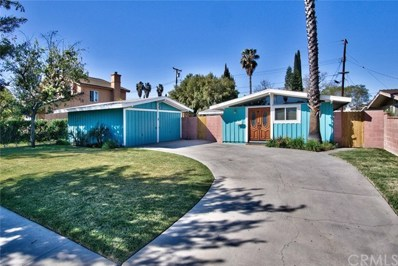 939 S Pepper Street, Anaheim, CA 92802 - MLS#: PW18034622