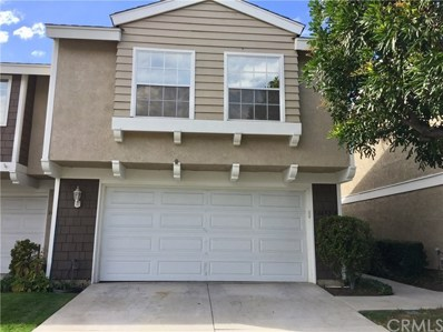 14492 Holt Avenue UNIT A, Tustin, CA 92780 - MLS#: PW18034795