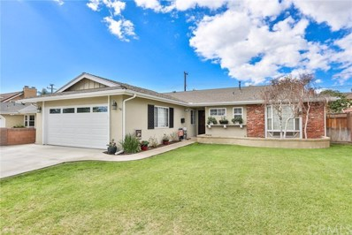 12861 Taylor Street, Garden Grove, CA 92845 - MLS#: PW18034969