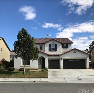 14444 Leeward Way, Moreno Valley, CA 92555 - MLS#: PW18035026