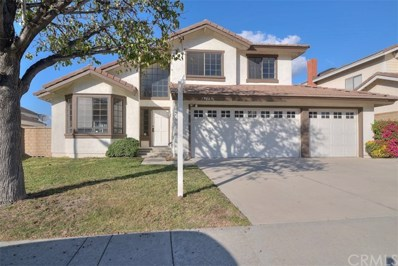 17047 Kirk View Drive, Hacienda Heights, CA 91745 - MLS#: PW18035615