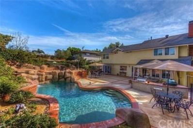 18781 Oriente Drive, Yorba Linda, CA 92886 - MLS#: PW18036995