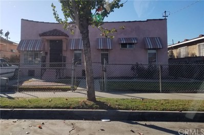 8731 S Fir Avenue, Los Angeles, CA 90002 - MLS#: PW18038387