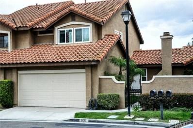 606 S Iron Horse Lane, Anaheim Hills, CA 92807 - MLS#: PW18040028