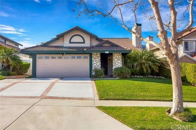 3330 Fallenleaf Drive, Corona, CA 92882 - MLS#: PW18040117