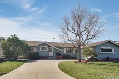 2884 W Elmlawn Drive, Anaheim, CA 92804 - MLS#: PW18041485