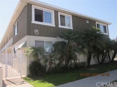 913 Mariposa Street UNIT 6, Glendale, CA 91205 - MLS#: PW18041630