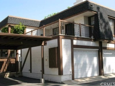 1506 Canterbury Court UNIT 16, Placentia, CA 92870 - MLS#: PW18041687
