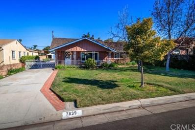 7839 Hondo Street, Downey, CA 90242 - MLS#: PW18041732