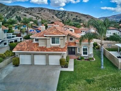 5570 Southwind Lane, Yorba Linda, CA 92887 - MLS#: PW18041847