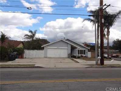 377 N Rancho Santiago Boulevard, Orange, CA 92869 - MLS#: PW18042691