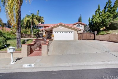 19635 Castlebar Drive, Rowland Heights, CA 91748 - MLS#: PW18043389
