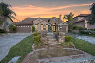 18513 Arbor Gate Lane, Yorba Linda, CA 92886 - MLS#: PW18043419