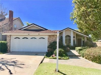 195 S Larkwood Street, Anaheim Hills, CA 92808 - MLS#: PW18043429