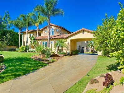 4827 Tiffany Lane, Yorba Linda, CA 92886 - MLS#: PW18044338